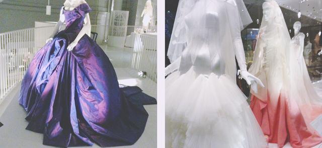 Becky Bedbug: Victoria & Albert Wedding Dresses Exhibition