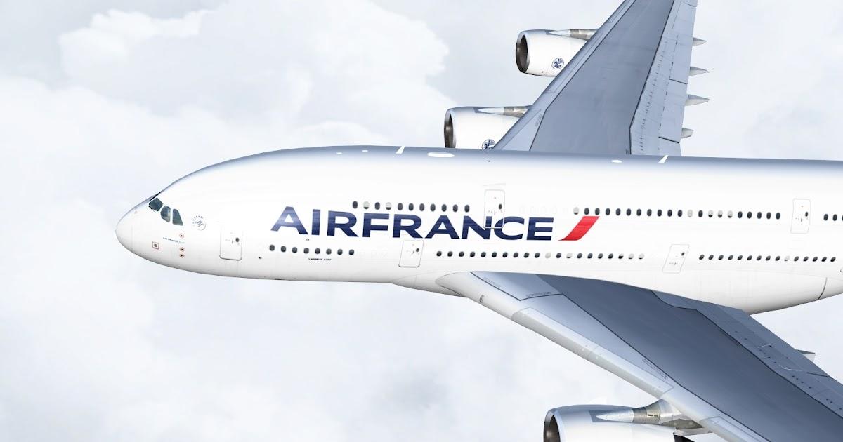 Fsx airbus A380