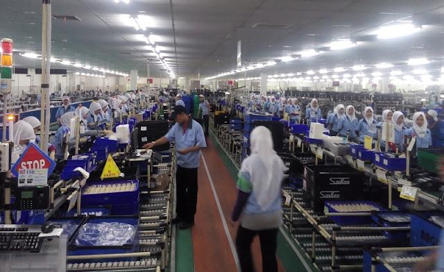 Lowongan Operator Produksi PT. Indonesia Epson Industry Februari 2018