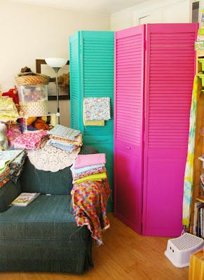 Beneath the rowan tree creative fabric storage make - Create your own room ...
