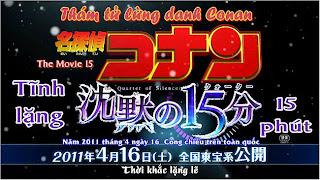Conan : Sự Biến Đổi Kỳ Dị Sau 10 Năm - Meitantei Conan: Junen-go no Stranger
