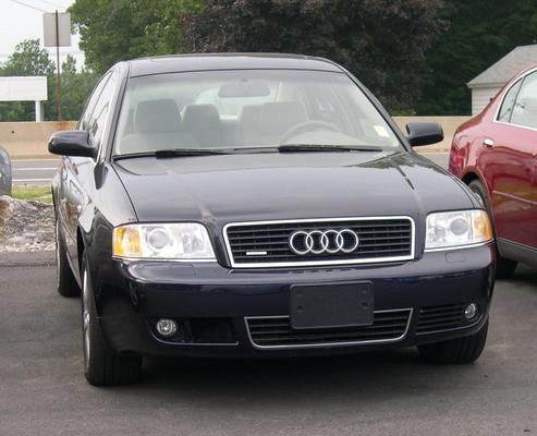 19982004 Audi A6S6 Parts Manual  Guide And Manual