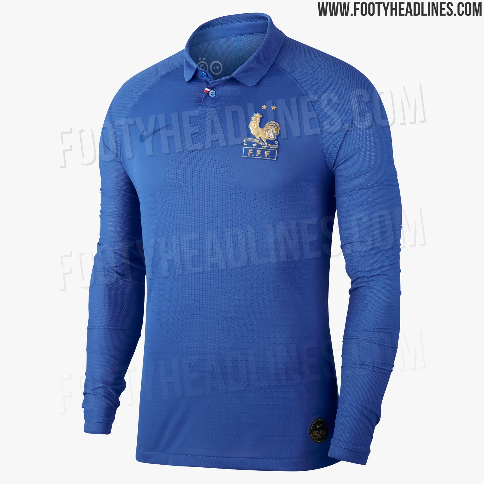 buy online 29108 f8c48 Full France Home Kit History | Adidas or Nike - Whose France ...