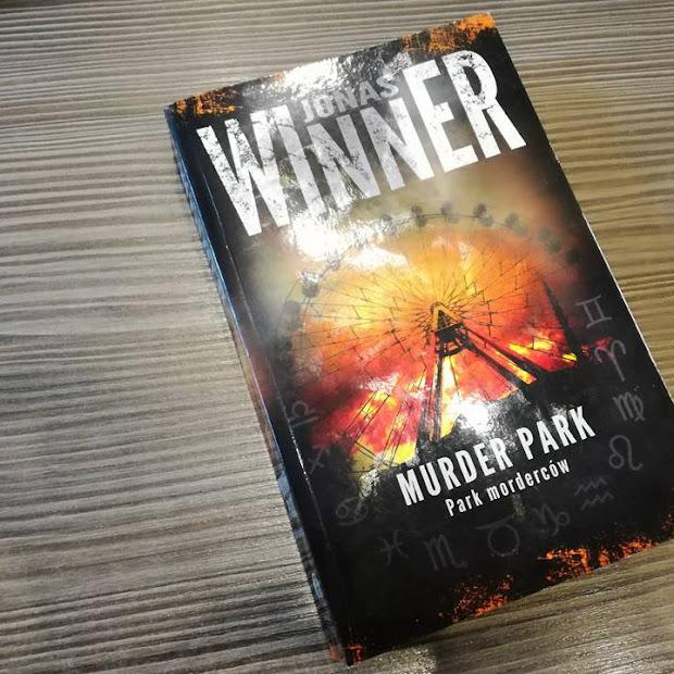 Murder Park. Park morderców - Jonas Winner