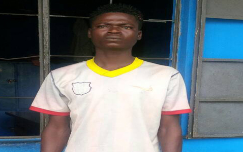 serial rapist arrested isolo lagos