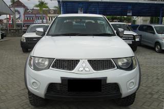 Eksterior Mitsubishi Strada Triton Facelift 2010