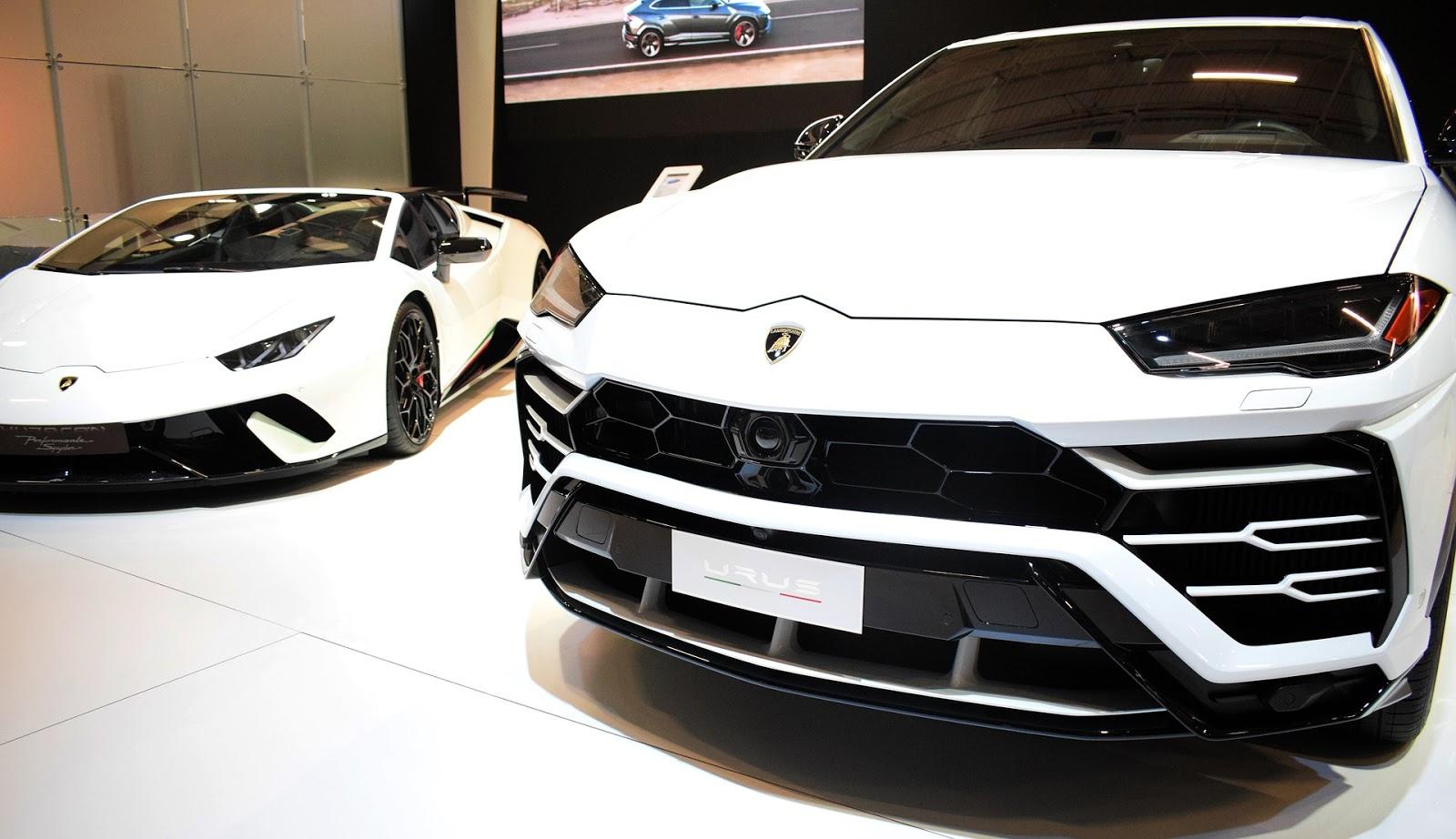 Lamborghini price in india