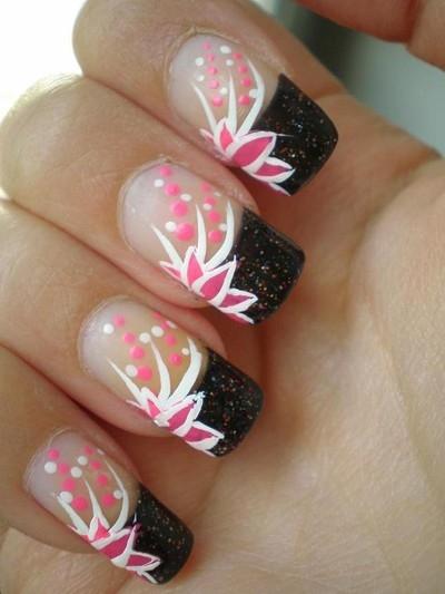 Super-Simple Fall Nail Art Ideas | The Make-up | Make up ...