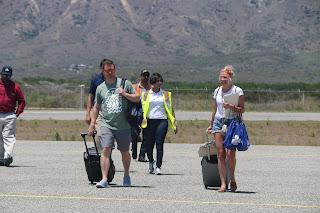Montecristi recibe Turistas Pilotos Privados de Estados Unidos