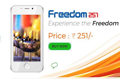 freedom smartphone scam
