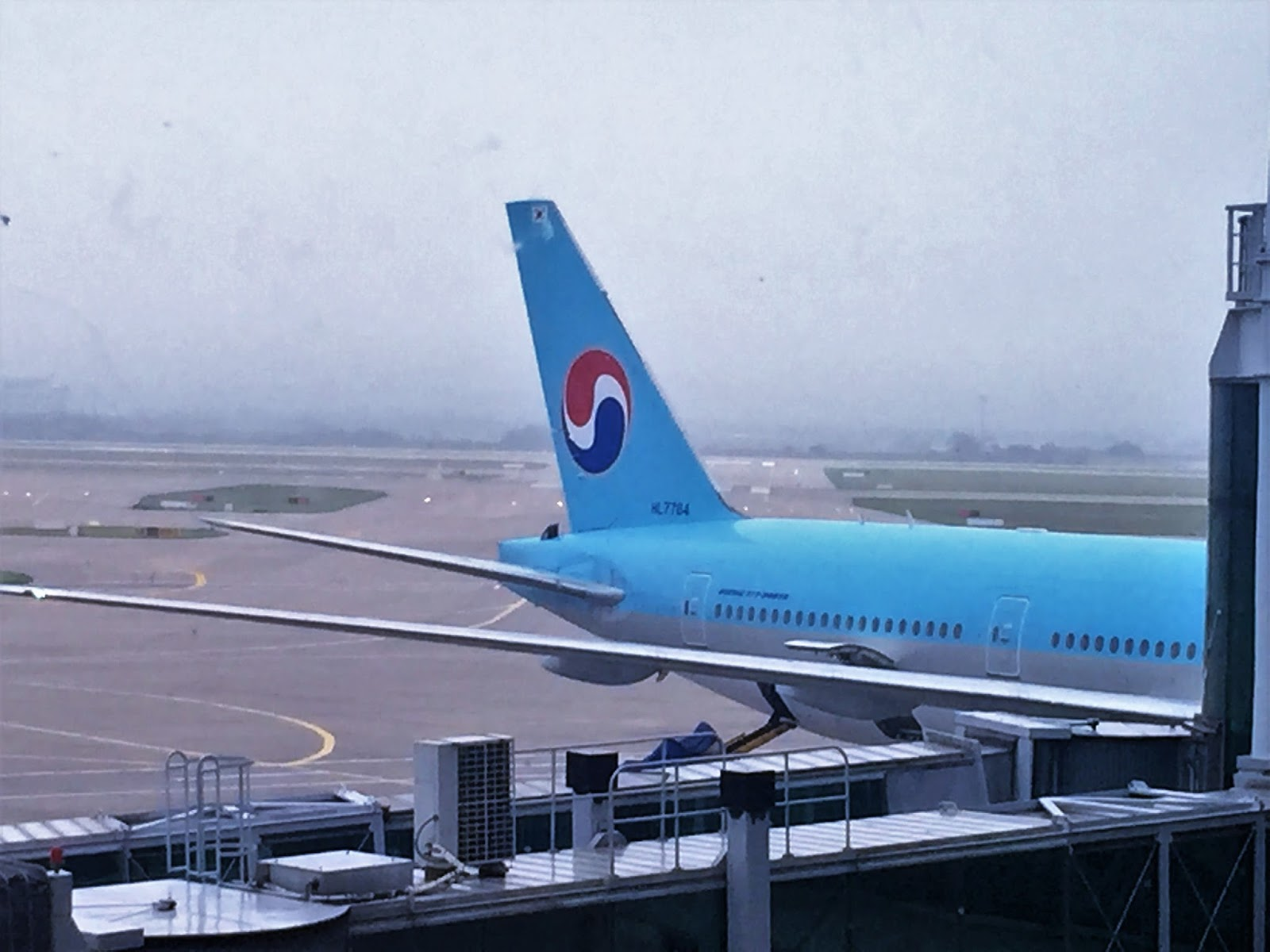 My Kpop Airline Experience   my rolling-stone-kind of life