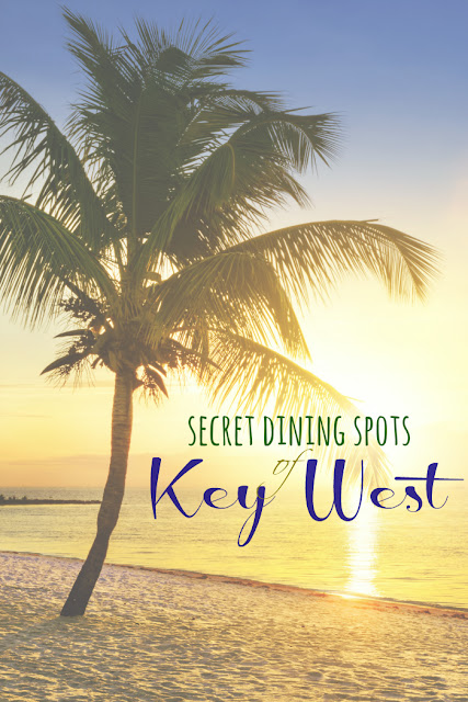 Secret Dining Spots of Key West + Grouper Fritters #FLKeys
