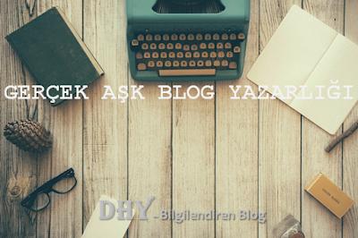 Blog yazma amaçlarım neler?