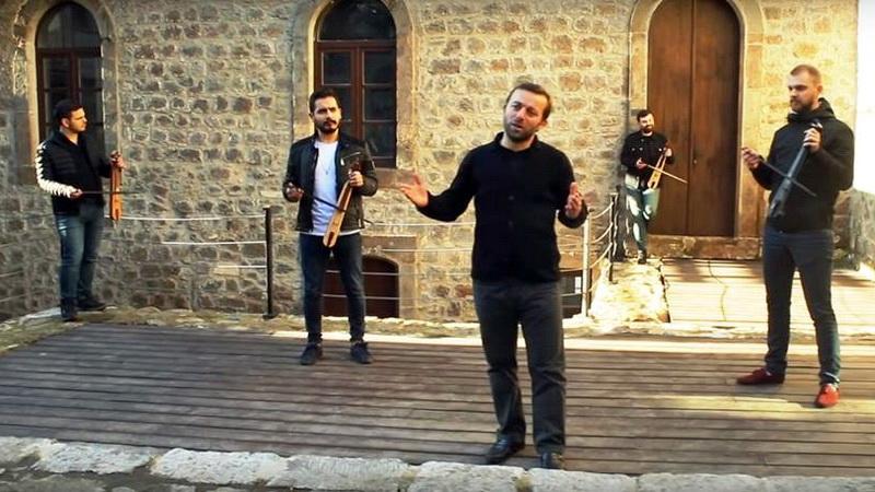 Ο Αντέμ από την Τραπεζούντα τραγουδά για τον Βαζελώνα και τα μοναστήρια του Πόντου