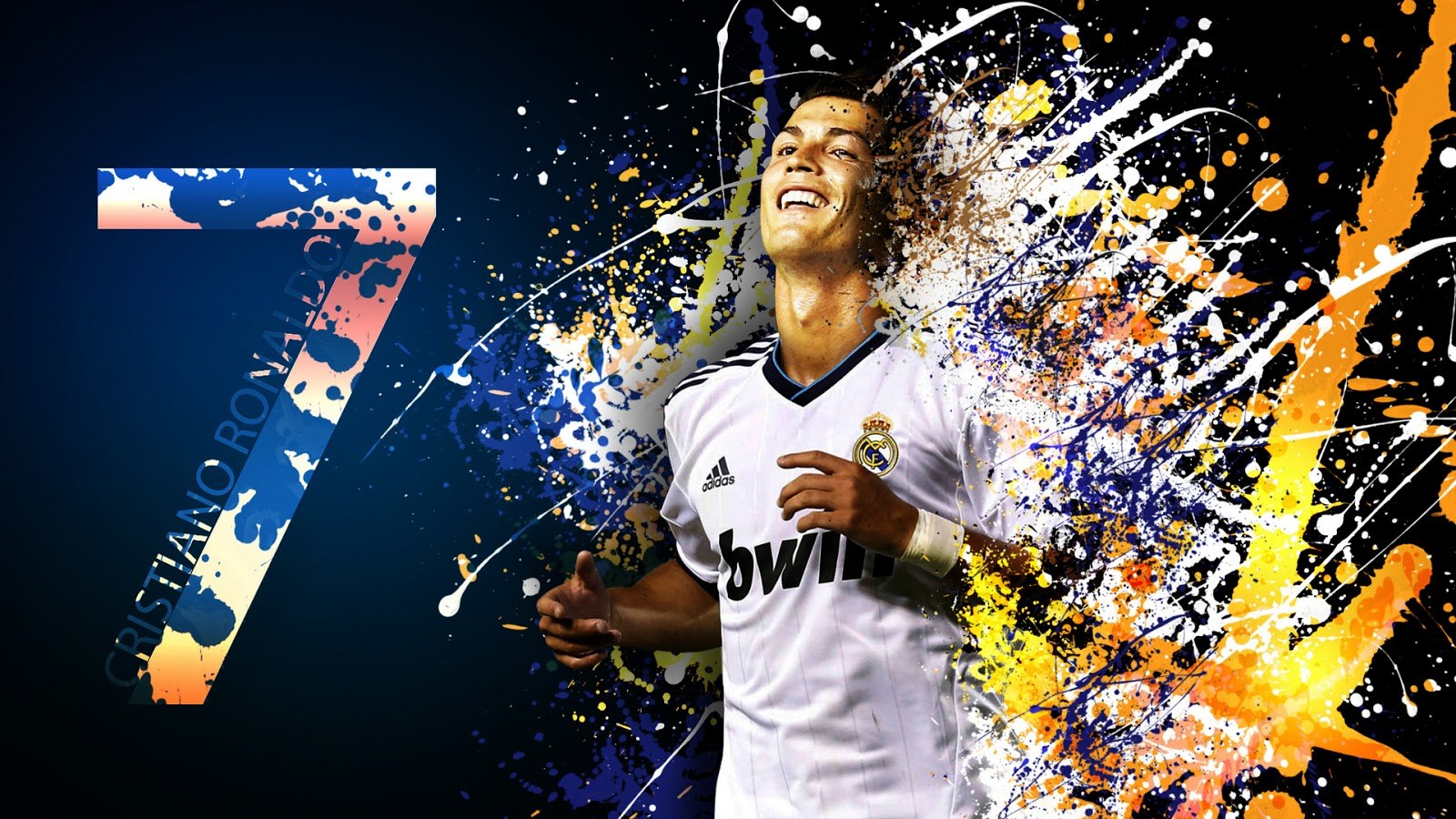 Cristiano Ronaldo Amazing Wallpapers At Best Hd Wallpaper