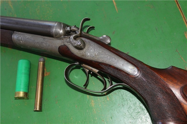 Austrian Combination Cape Gun