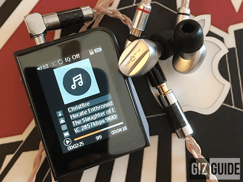 Ruizu A50 Review - A Party In Your Pocket