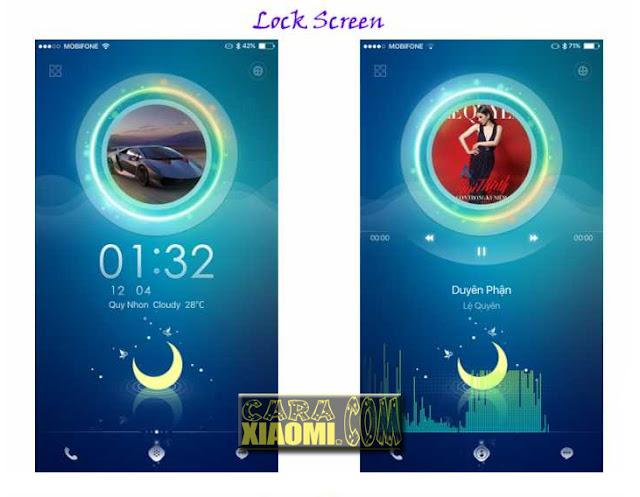 Tema IOS 9 Premium Mtz Untuk Xiaomi MIUI Terbaru [New Theme]
