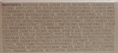 shampoo lanza keratin healing oil composicao