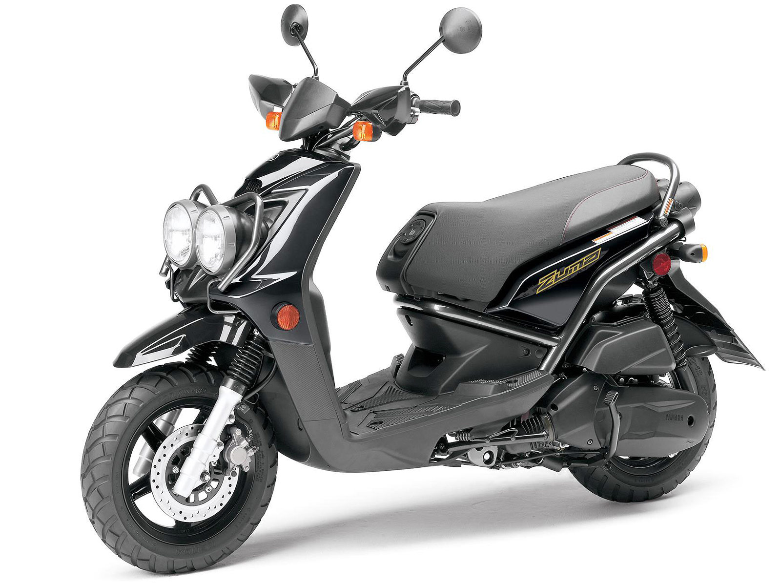 2012 Yamaha Zuma 125 Scooter Pictures  Specifications
