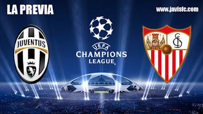 Previa Juventus Vs Sevilla FC