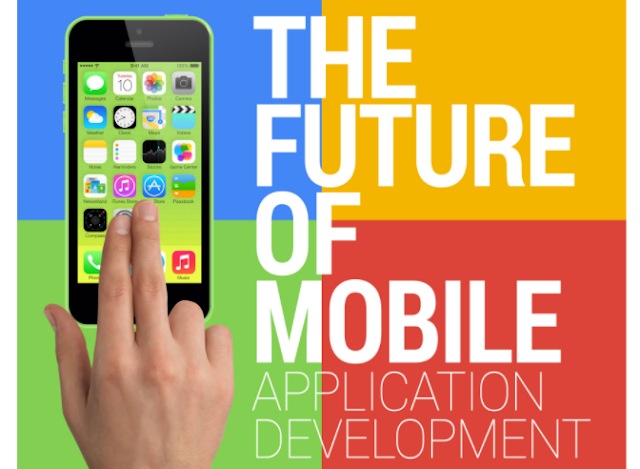 The Future Of Mobile Application Development [Infographics]