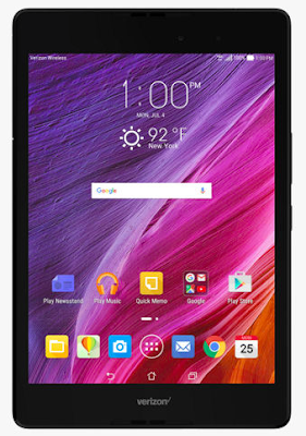 Asus launches ZenPad Z8 tablet in partnership with Verizon Wireless in US for $249.99