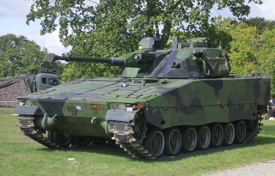 БМП Strf 9040В