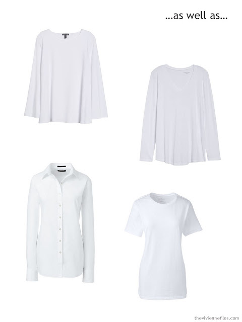 4 white tops to add to your wardrobe uniform