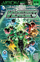 Os Novos 52! Lanterna Verde17