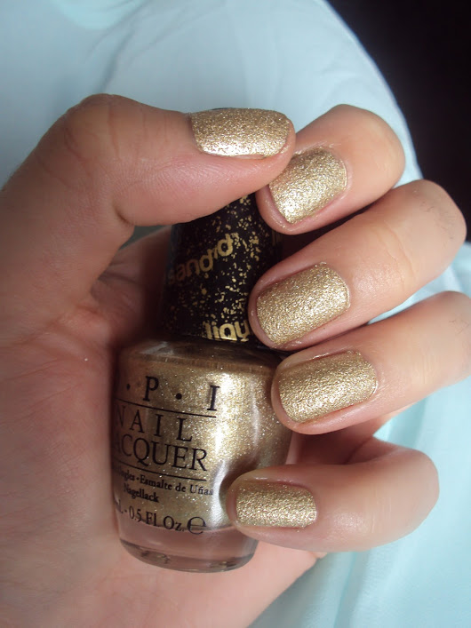 OPI - Honey Rider (Liquid Sand)