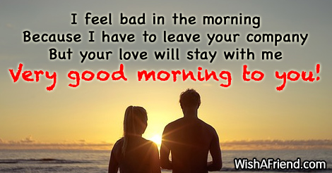 20 images good morning quotes with messages for wife really good funny good morning quotes m4hsunfo