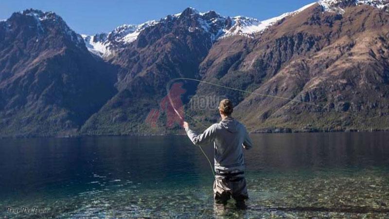 Paradise Queenstown New Zealand
