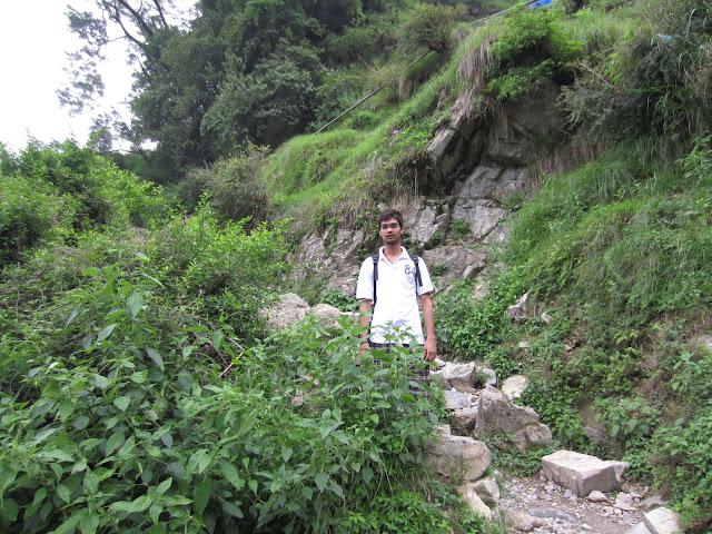 trek bhagsunaag