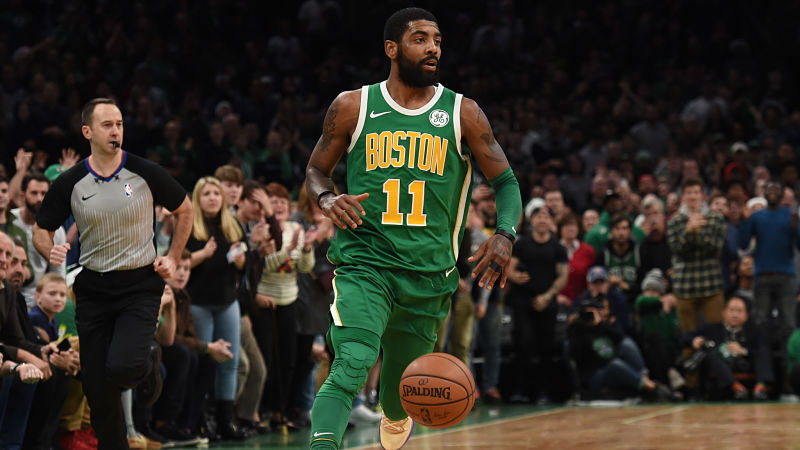 ded3feb3e0 Before the start of the 2018-19 regular season, Kyrie Irving let fans who  attended an open practice at the TD Garden know of his intentions to  re-sign and ...