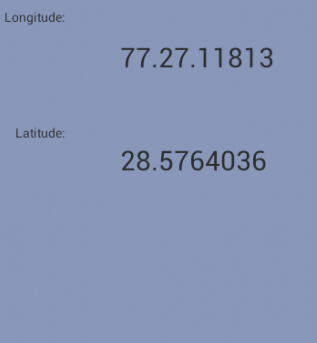 Android Location, Address and Distance Tutorial with Example