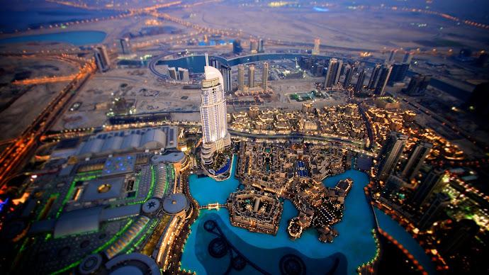 Wallpaper: Dubai Mall