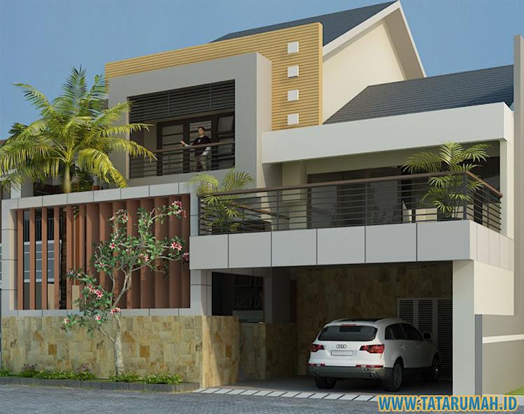 gambar tampak rumah minimalis