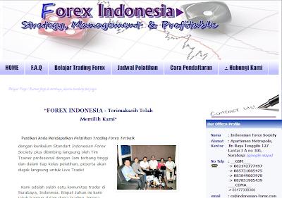 Cara mudah belajar forex trading