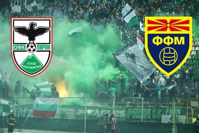 Bulgarien: Aufgebrachte Fans fordern Aufnahme in Mazedonischer Liga