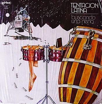 BUSCANDO UNA NENA - TENTACION LATINA (1974)