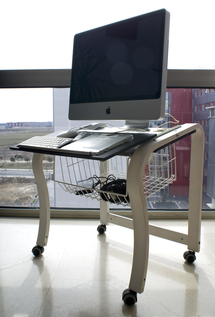 From IKEA poang to Imac Table