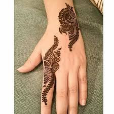 back hand mehndi designs 2017