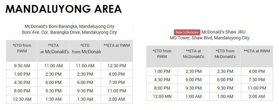 Resorts World Manila free shuttle service, Resorts World Manila, free shuttle service to RWM, travel, travel hacks, Philippine Travel