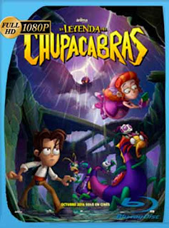 La leyenda del Chupacabras (2016) HD [1080p] Latino [GoogleDrive] DizonHD