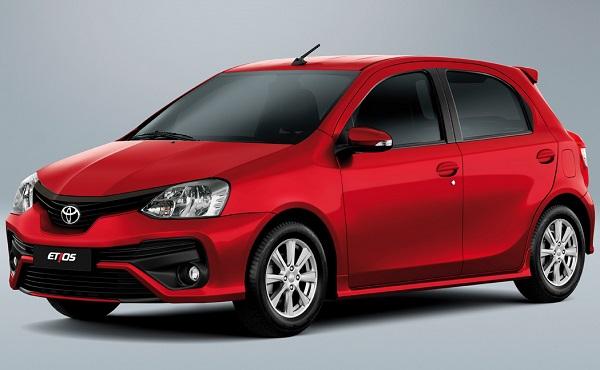 Toyota Etios 1.5 X