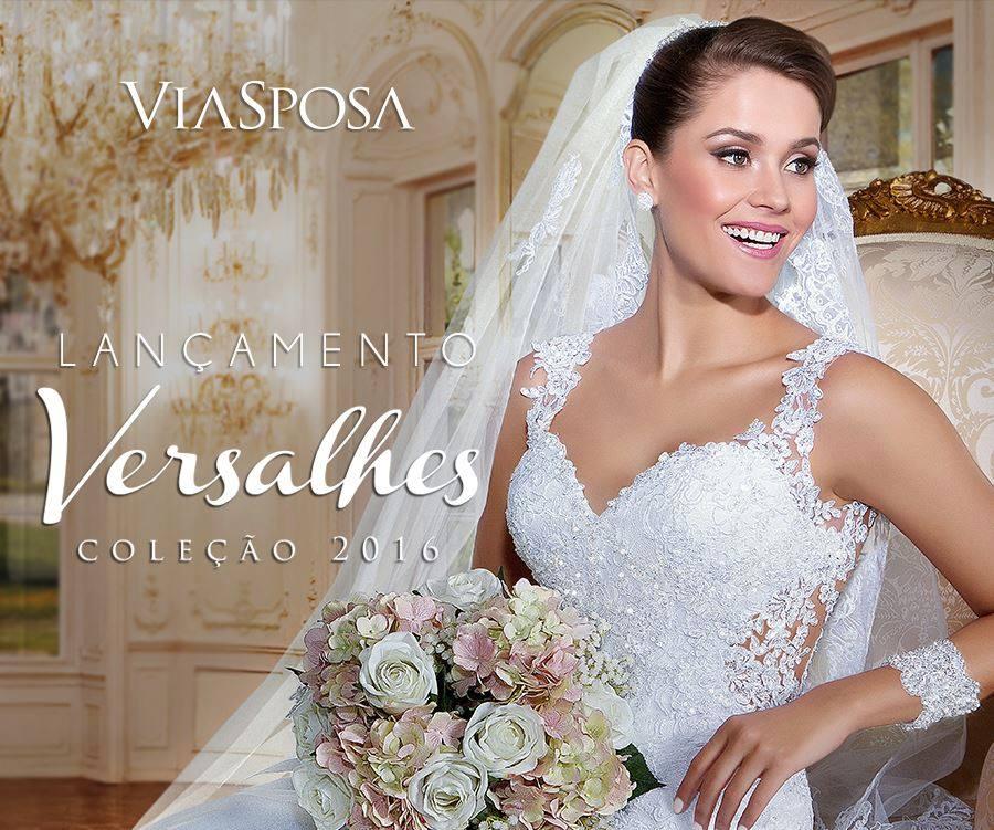 04f064bc10 Empório dos Ternos e Noivas - Piabetá  vestidos de noiva coleção Via ...