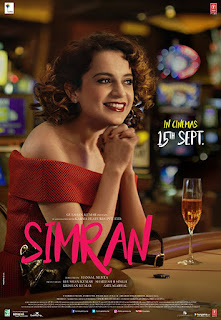 Simran 2017 Hindi Movie 180Mb hevc HDRip