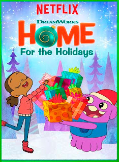 DreamWorks Home For the Holidays (2017) | DVDRip Latino HD GDrive 1 Link