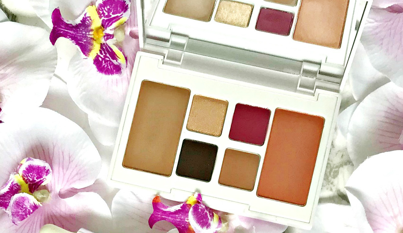 Laura Geller Montauk Escape Face Palette Review, Swatches, Giveaway